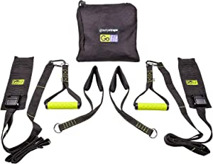 GoFit Gravity Straps - Resistance Training Kit