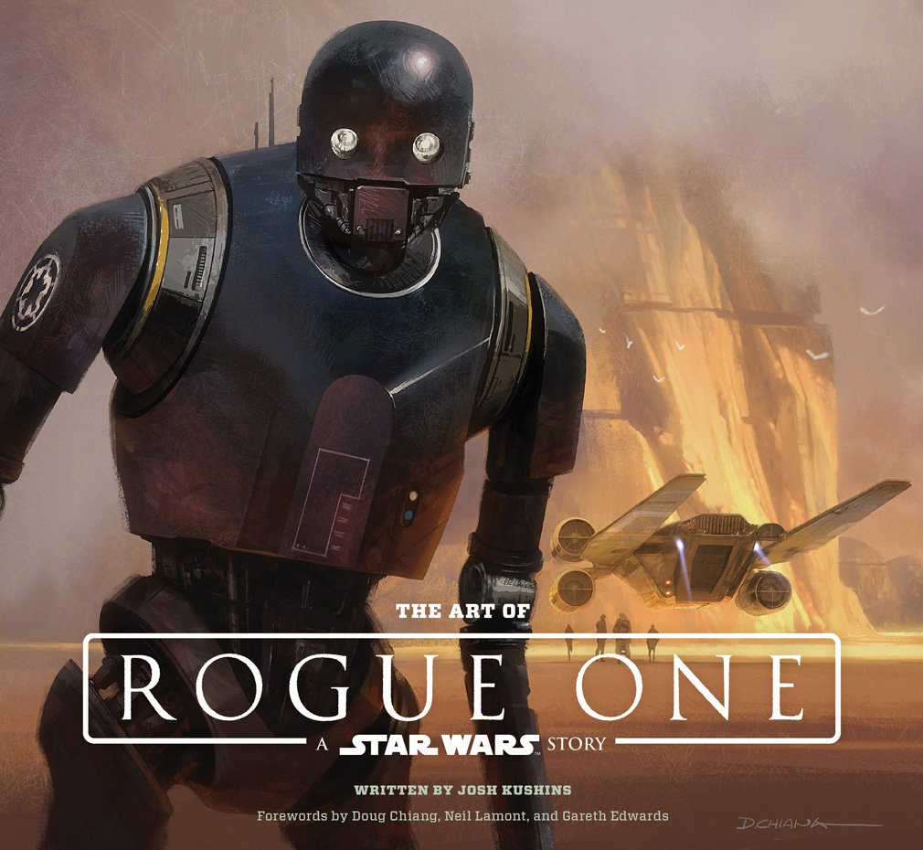 Avances del libro The Art of Rogue One: A Star Wars Story