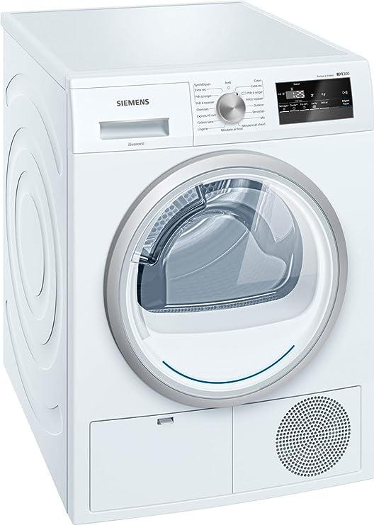 Siemens WT45H290FF Independiente Carga frontal 8kg A++ Blanco ...