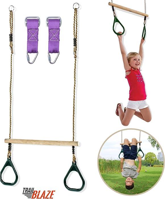 Top 10 Backyard Ninja Gym