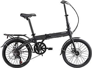 KESPOR K7 Folding Bike