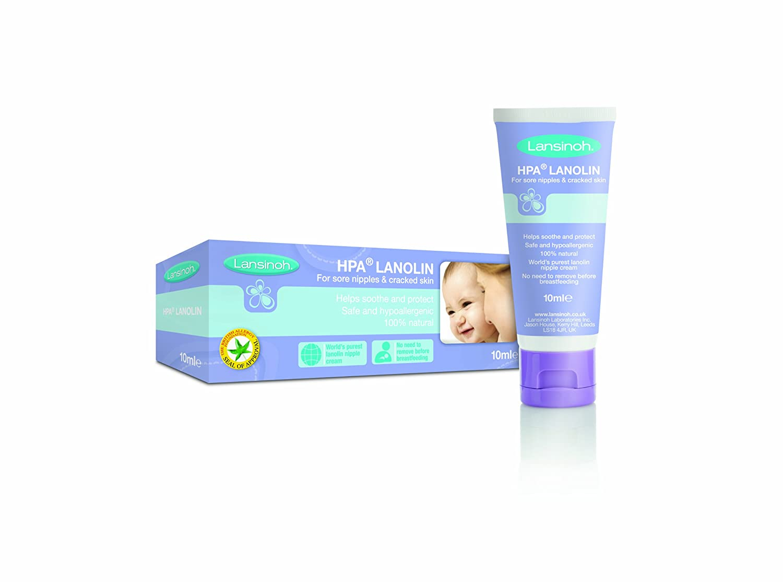 Lansinoh - Lanolina HPA Cream - 10 ml - Pezones Cuidado 10173