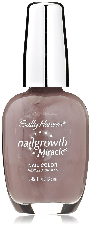 Sally Hansen Nail Growth Miracle, Fearless Fog, 0.45 Fluid Ounce