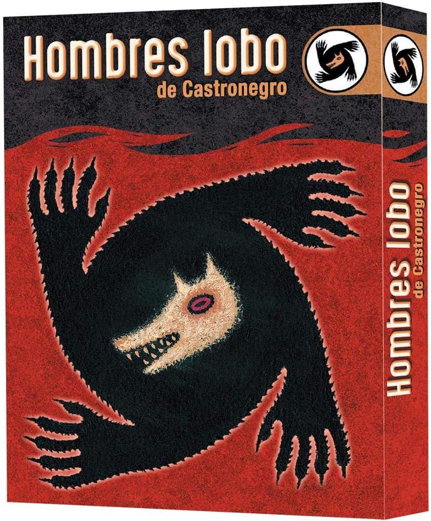Zygomatic Castronegro-Nueva Edición-¡Descubre a los Hombres Lobo Antes de Que te den Caza, Color (ASMWER01ES): Amazon.es: Juguetes y juegos
