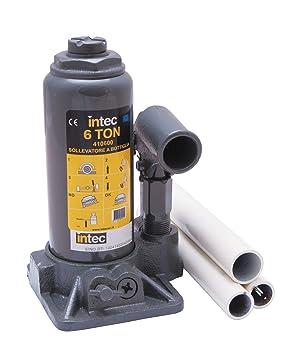 Ayerbe - Gato hidraulico Botella ay-6 con Valvula Seguridad: Amazon.es: Coche y moto