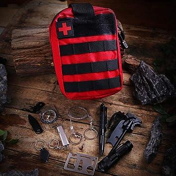 Kit de Primeros Auxilios Escalada Senderismo Camping ...