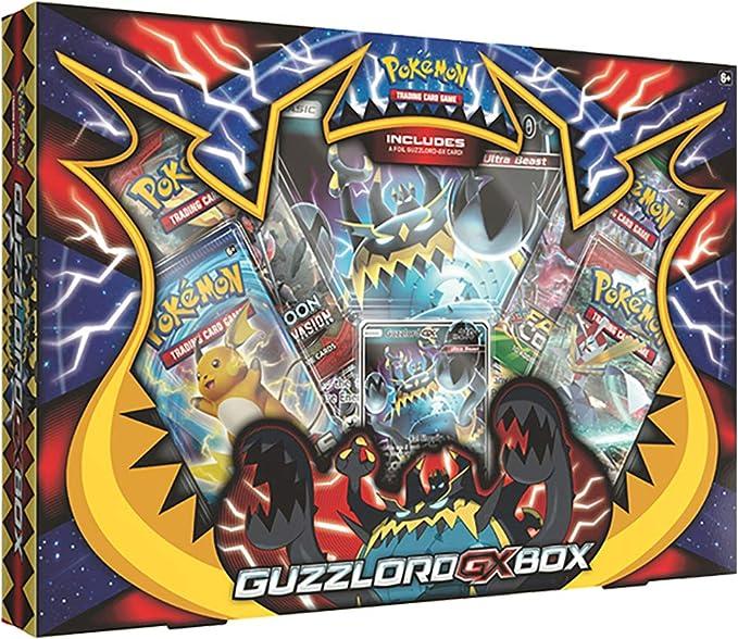 Pokemon JCC Colección Guzzlord-GX-Español (The Pokemon Company POGX1801): Amazon.es: Juguetes y juegos