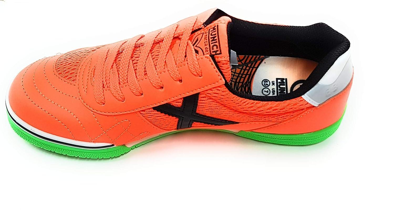 Munich Schuhe G3 Indoor Orange (EU 42 UK 8 US 8.5 28 cm)