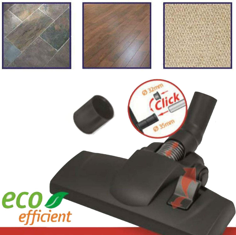Maxorado - Cepillo combinado Flex 32 mm 35 mm Boquilla para aspiradora compatible con aspiradora Bosch Professional en seco GAS 35 30 25 20 L SFC SFC+ M AFC Accesorio de aspiradora industrial: Amazon.es: Hogar