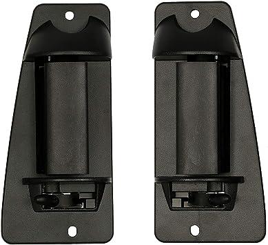 Rear Left Door Handle For Chevy Silverado //GMC Sierra 1500 2500 1999-2007