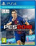 PES 2018 Pro Evolution Soccer - Edición Premium - PlayStation 4 [Edizione: Spagna]