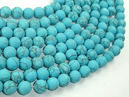 39 Beads Turquoise Howlite Fish Tail Beads 18x10mm Fish Tail Shaped Howlite Beads