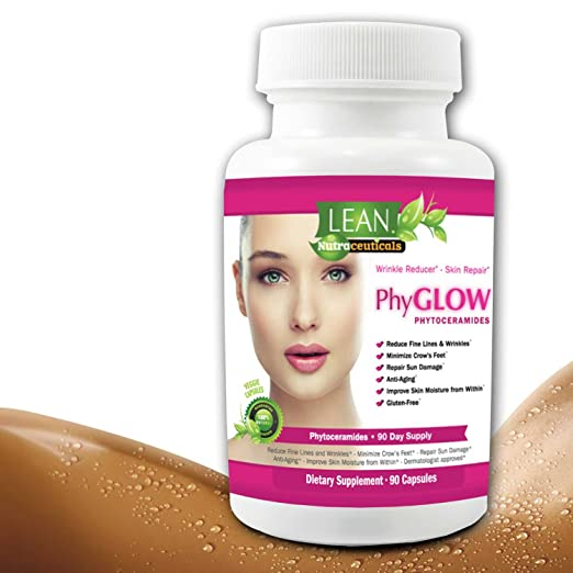 Lean Nutraceuticals PhyGLOW Skin Phytoceramides