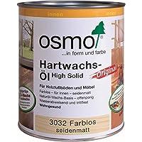 Osmo 3032d 2,5L duro cera aceite para encerado–transparente