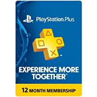 PlayStation Plus Membership - 1 Year by Playstation