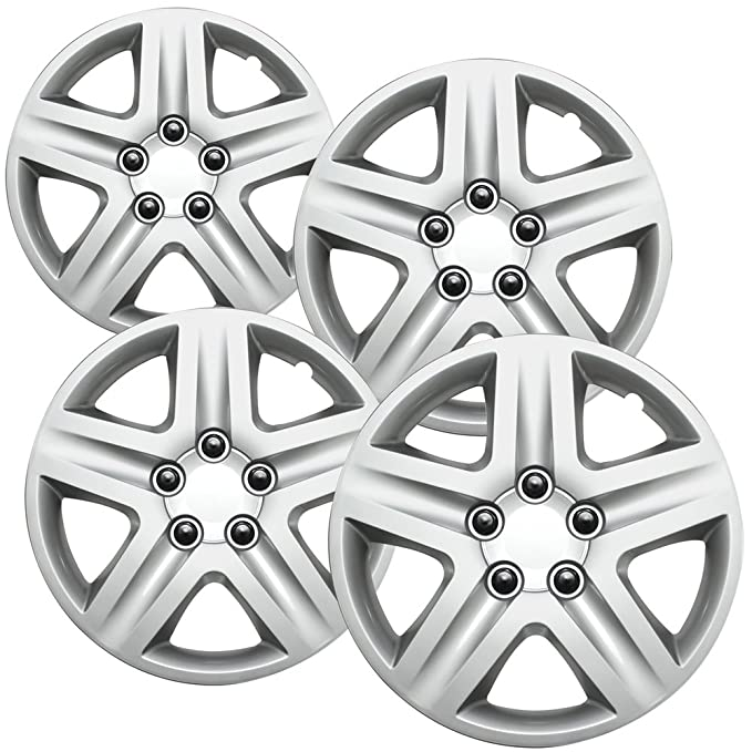 Amazon Com 16 Inch Hubcaps Best For 2006 2013 Chevrolet Impala