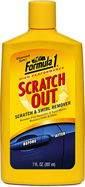 Original Formula 1 Scratch /& Swirl Remover Restore Scratches Gloss Haze Car Boat