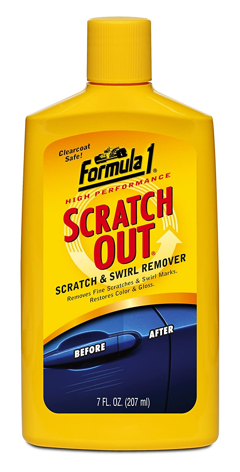 The Best Car Scratch Remover 4