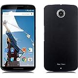 Bear Motion For Nexus 6 - Ultra Slim Back Cover Case for Galaxy Nexus 6 - Black