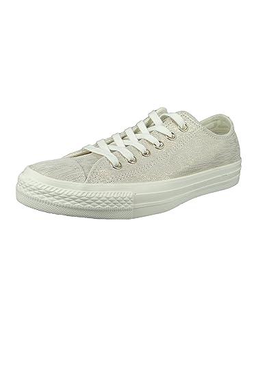 Converse Women's's CTAS Ox EgretMetallic Fitness Shoes