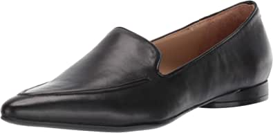 Naturalizer Women/'s Haines Slip-ons Loafer  11 Wide Black Leather