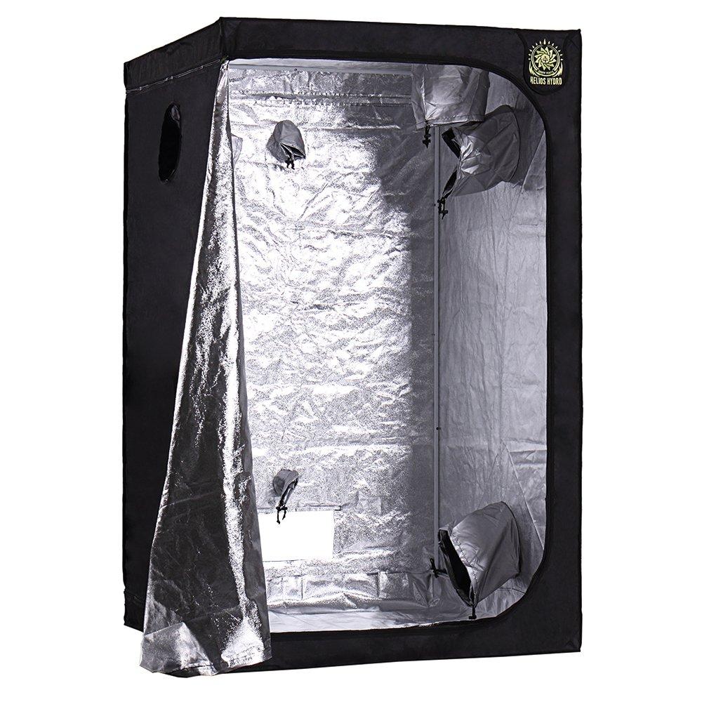 Xen-Lux Premium Indoor Hydroponic Plant Growing Room Tent – 10′ x 5′ x 6'8″