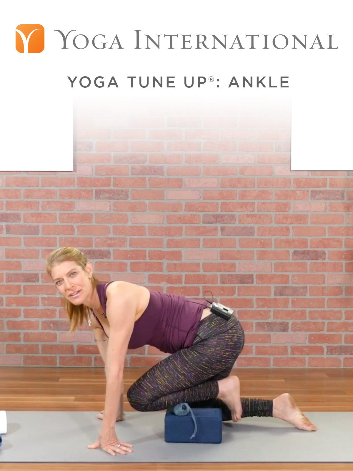 Amazon.com: Yoga Tune Up®: Ankle: Jill Miller, Yoga ...