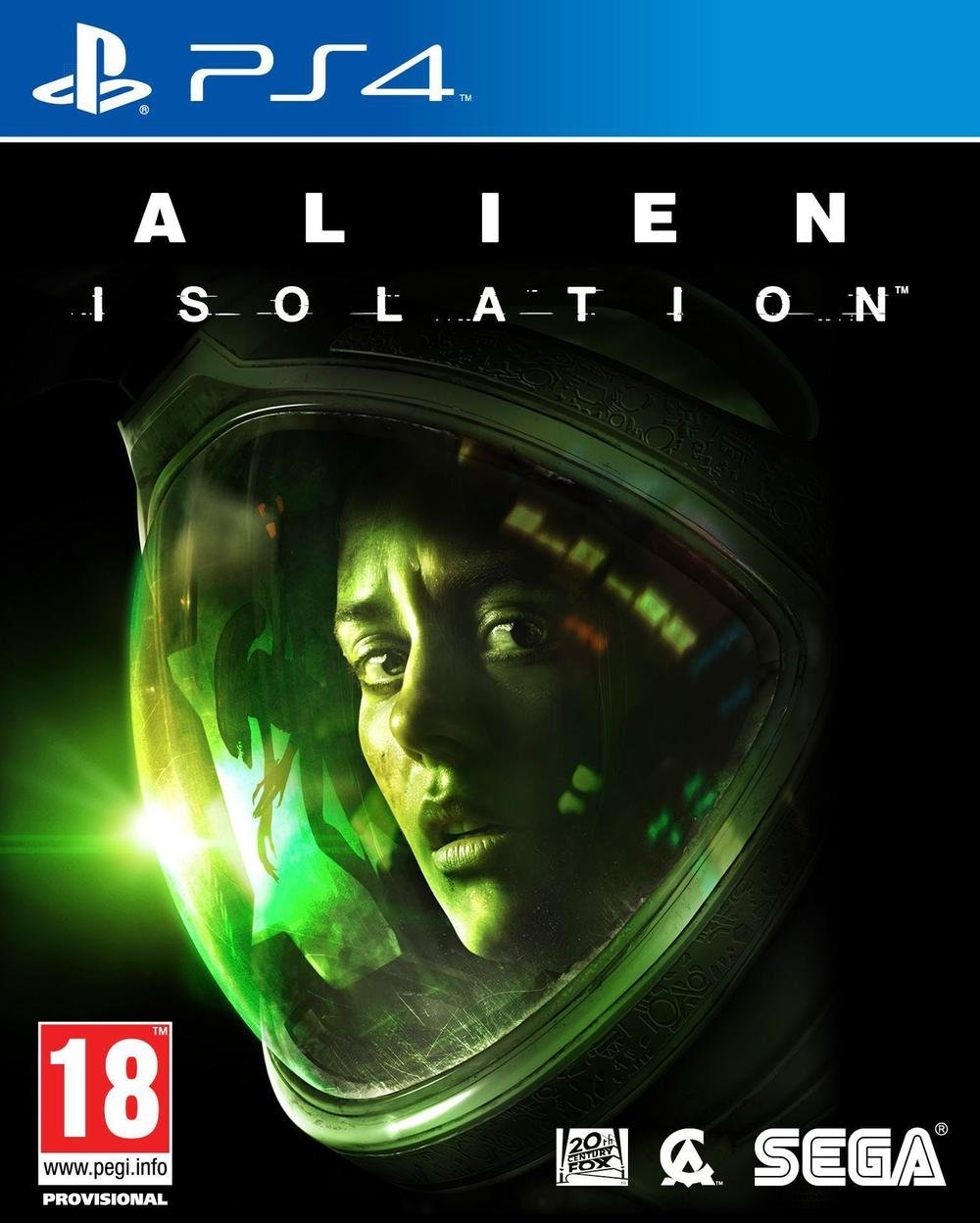 Alien Isolation - PS4  : Edition Nostromo  | Creative Assembly. Programmeur