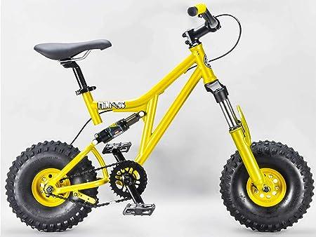Mini Rig Rocker Mini bicicleta BMX Oro Mini MTB Downhill Bicicleta ...