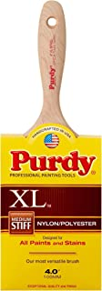 product image for Purdy 144380340 XL Series Sprig Flat Trim Paint Brush, 4 inch