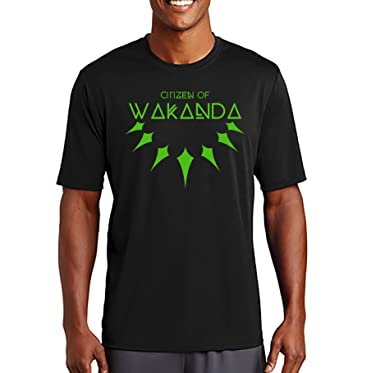 Citizen Of Wakanda T-Shirt - Black Panther Shirt - Black History ... 1574dc452
