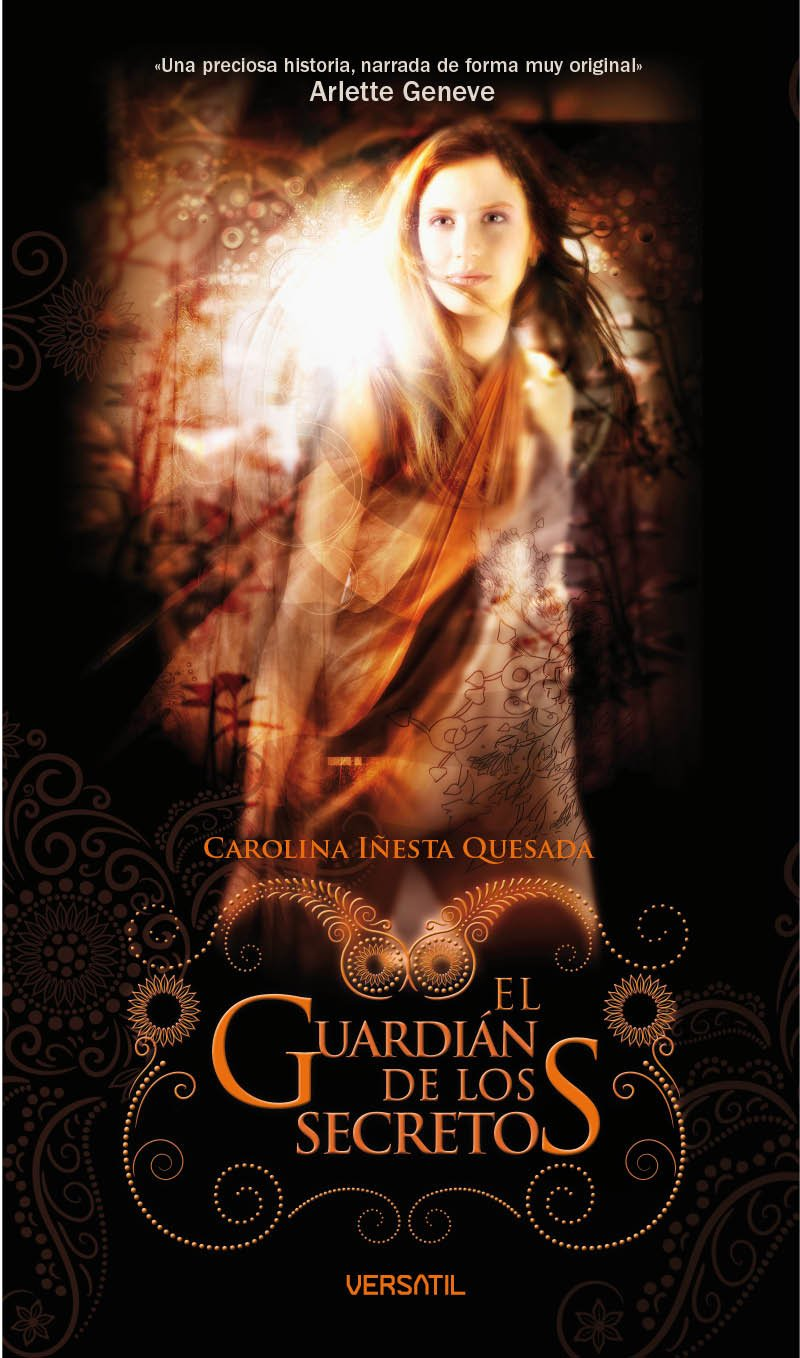 Guardian De Los Secretos,El (Romantica Paranormal): Amazon.es: Carolina Iñesta Quesada: Libros