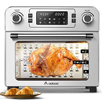 Aobosi Air Fryer Toaster Oven