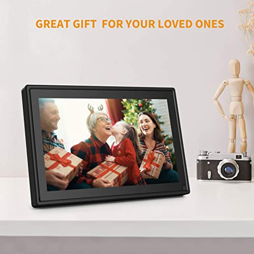 AiJoy 10 Inch Digital Picture Frame
