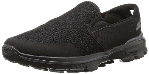 Skechers shoes Go Walk Women Soft Fabric Slipon Comfort Loafer SZ 7.5 M  D6985