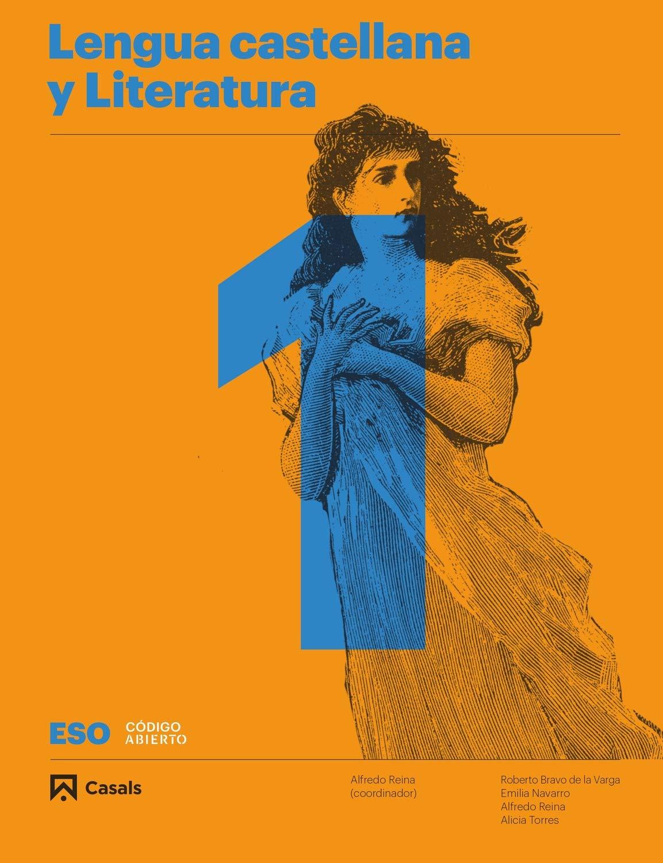 Lengua castellana y Literatura A 1 ESO Código abierto: Amazon.es ...