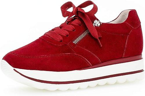 gabor rot sneaker rezensionen
