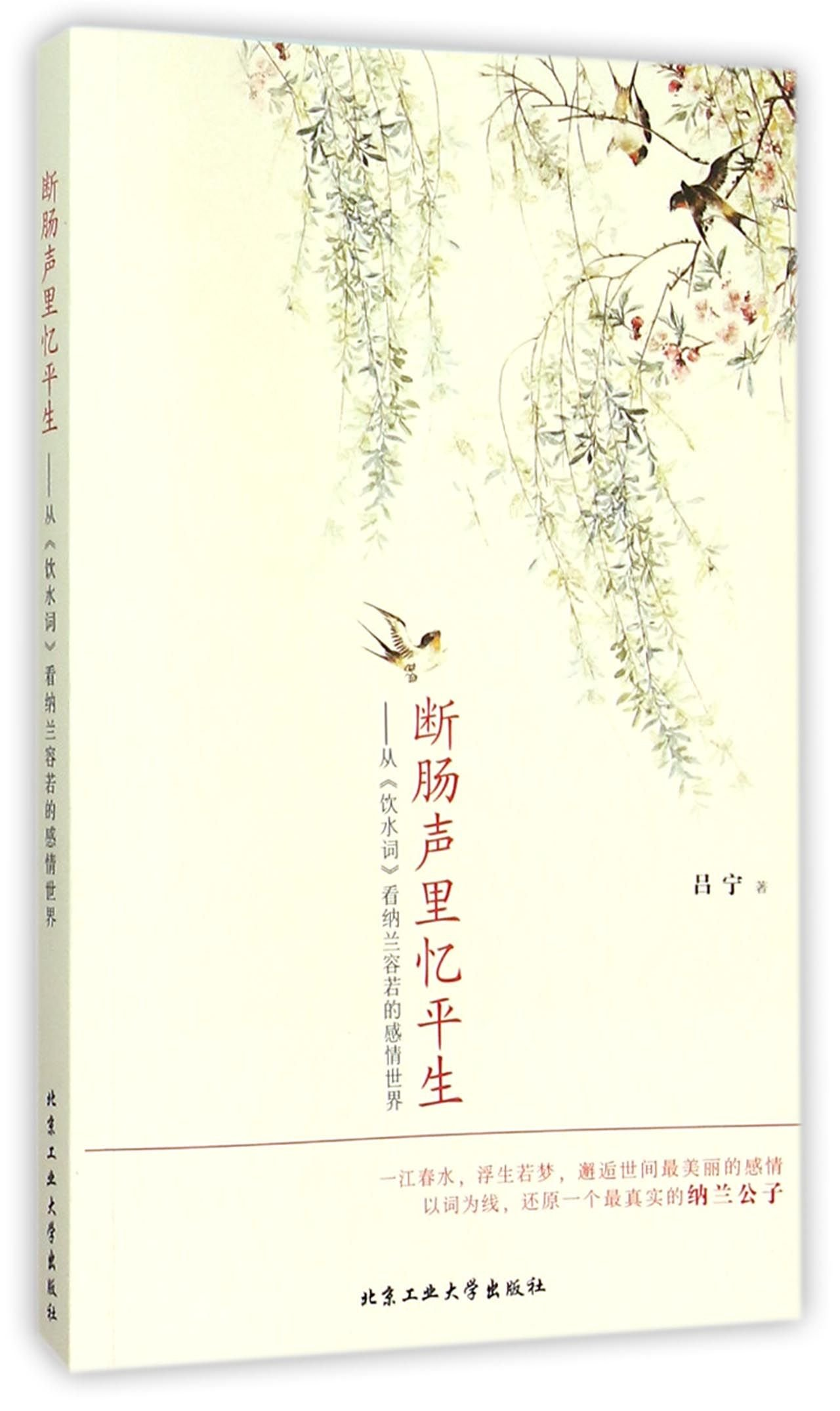 Download Witness Nalan Xingde's Emotional World From the Lyric Song of Drinking Water (Chinese Edition) ebook