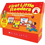 First Little Readers: Guided Reading Level A: A Big Collection of Just-Right Leveled Books for Beginning Readers