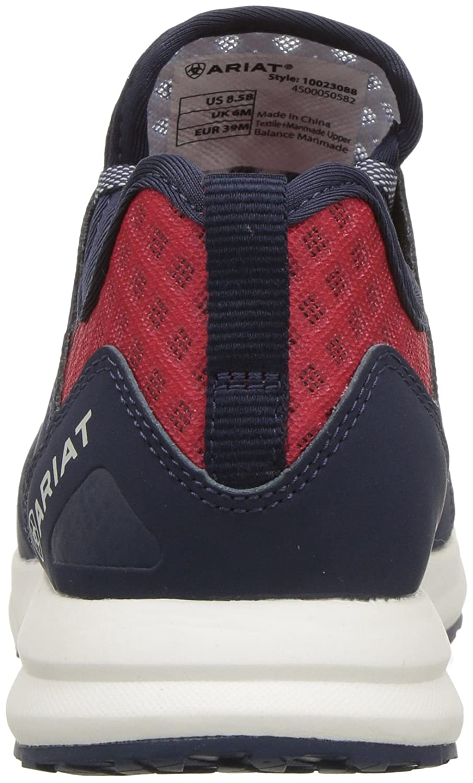 Ariat B076MHX8VX Women's Fuse Athletic Shoe B076MHX8VX Ariat 10 B(M) US|Team Navy 52d472