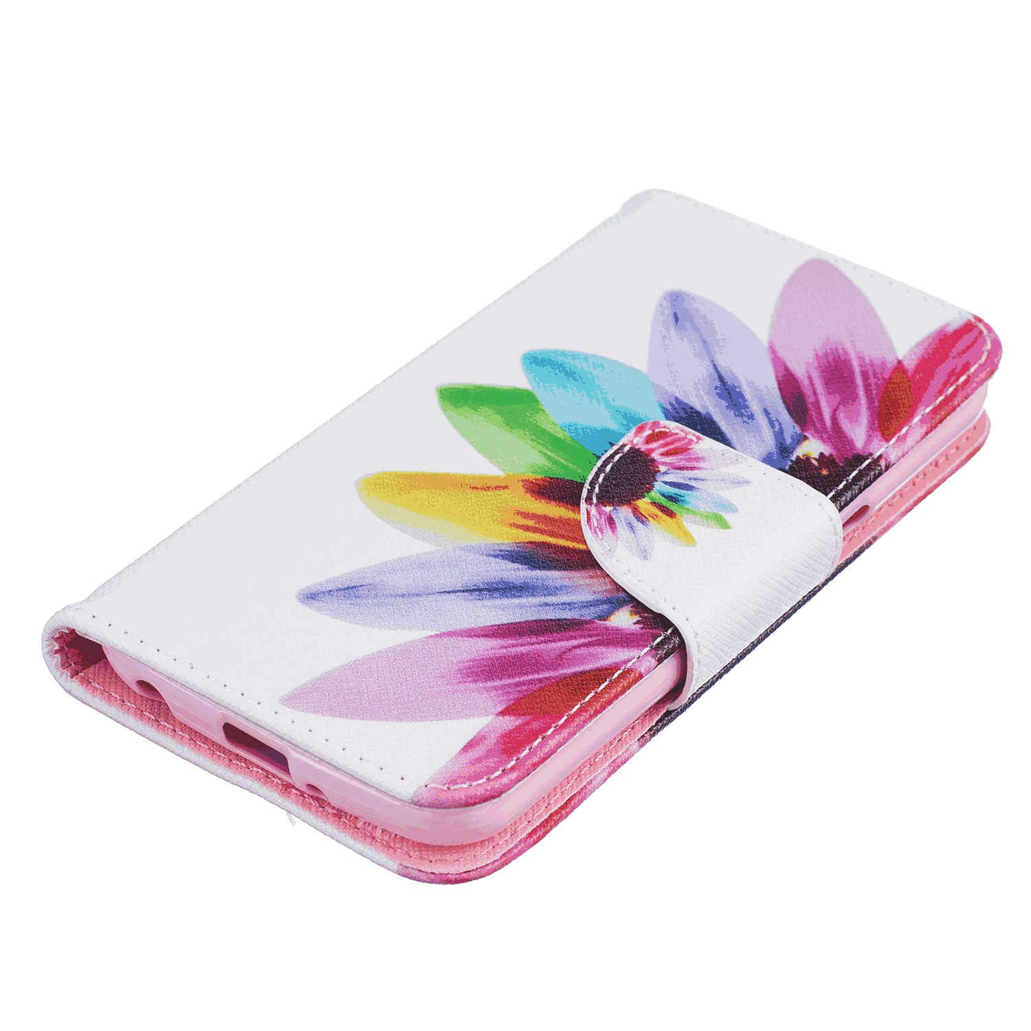 Leather Cover Business Gifts Wallet with Extra Waterproof Underwater Case Flip Case for Samsung Galaxy Note 10