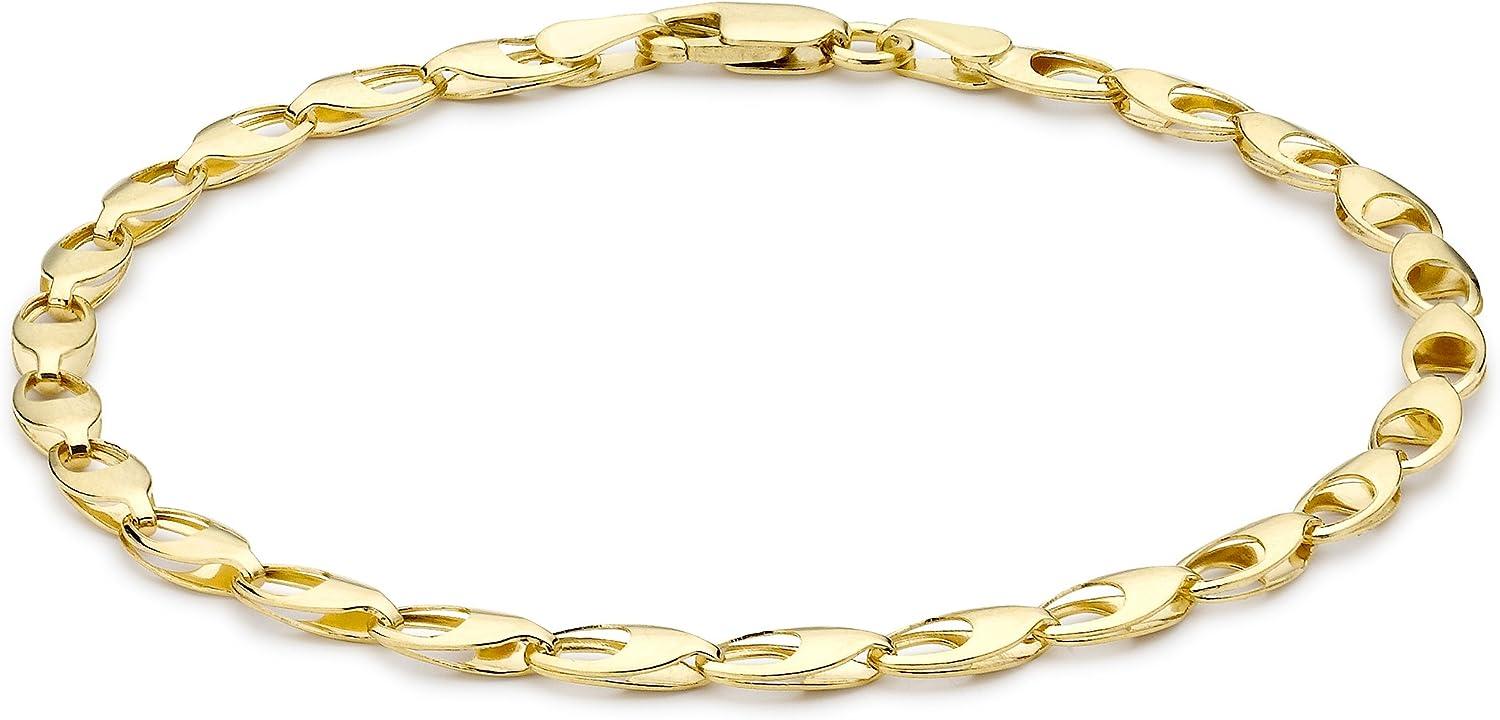 Carissima Gold Pulsera de mujer con oro de 9 K (375/1000)