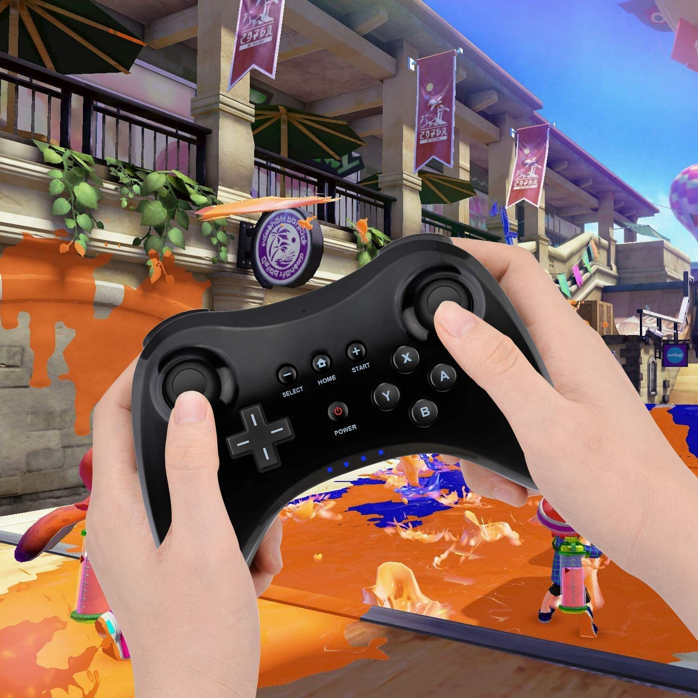Mando inalámbrico Gamepad para Nintendo Wii U Bluetooth Game Controller Joystick Gamepad