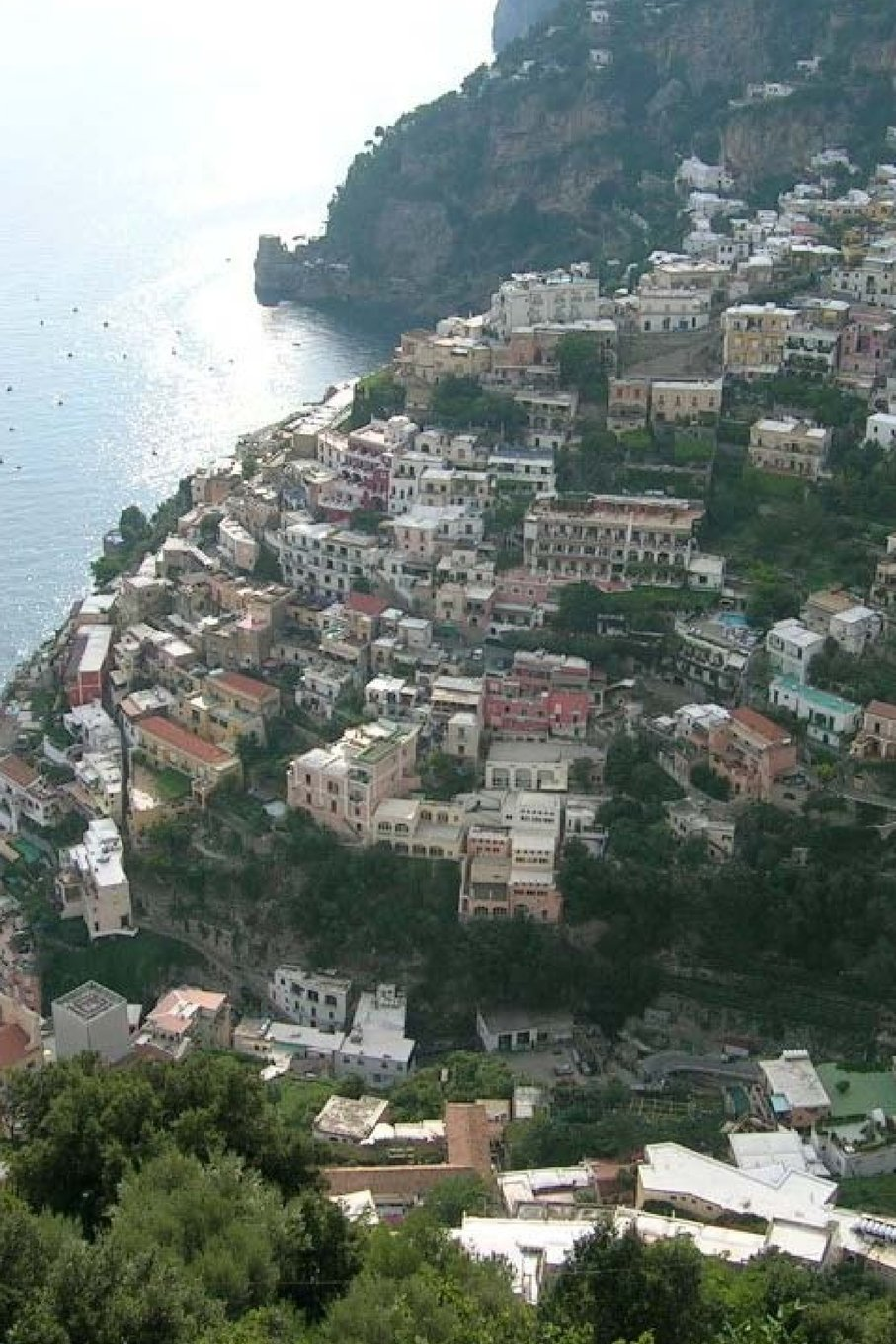 Bird's Eye View of Positano, Italy on the Amalfi Cost journal: Take Notes, Write Down Memories in this 150 Page Lined Journal pdf