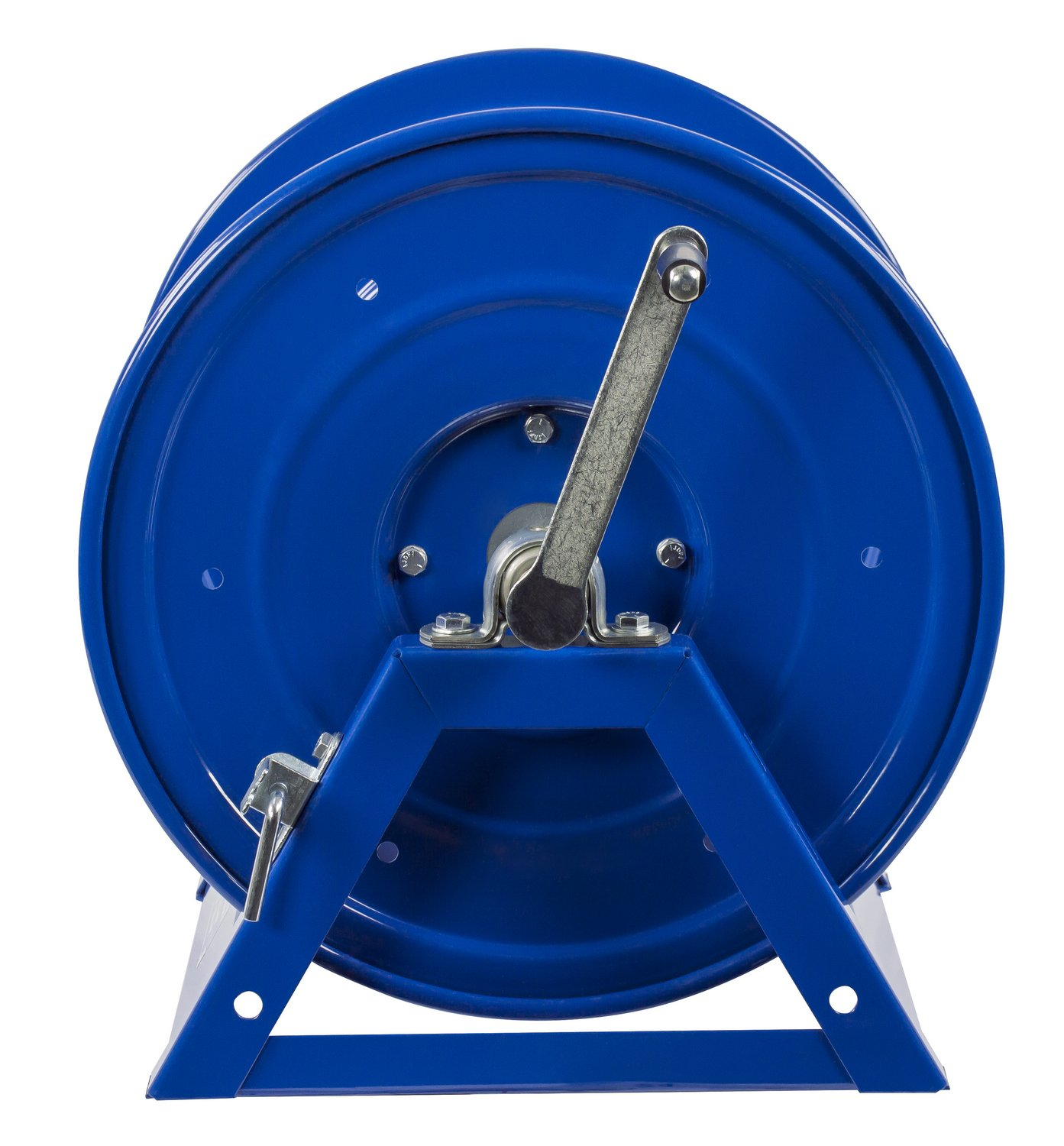 Coxreels 1125-4-100 Steel Hand Crank Hose Reel, 1/2'' Hose I.D., 100' Hose Capacity, 3,000 PSI, without Hose, Made in USA by Coxreels (Image #8)