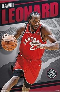 Trends International Toronto Raptors - Kawhi Leonard Wall Poster 22.375
