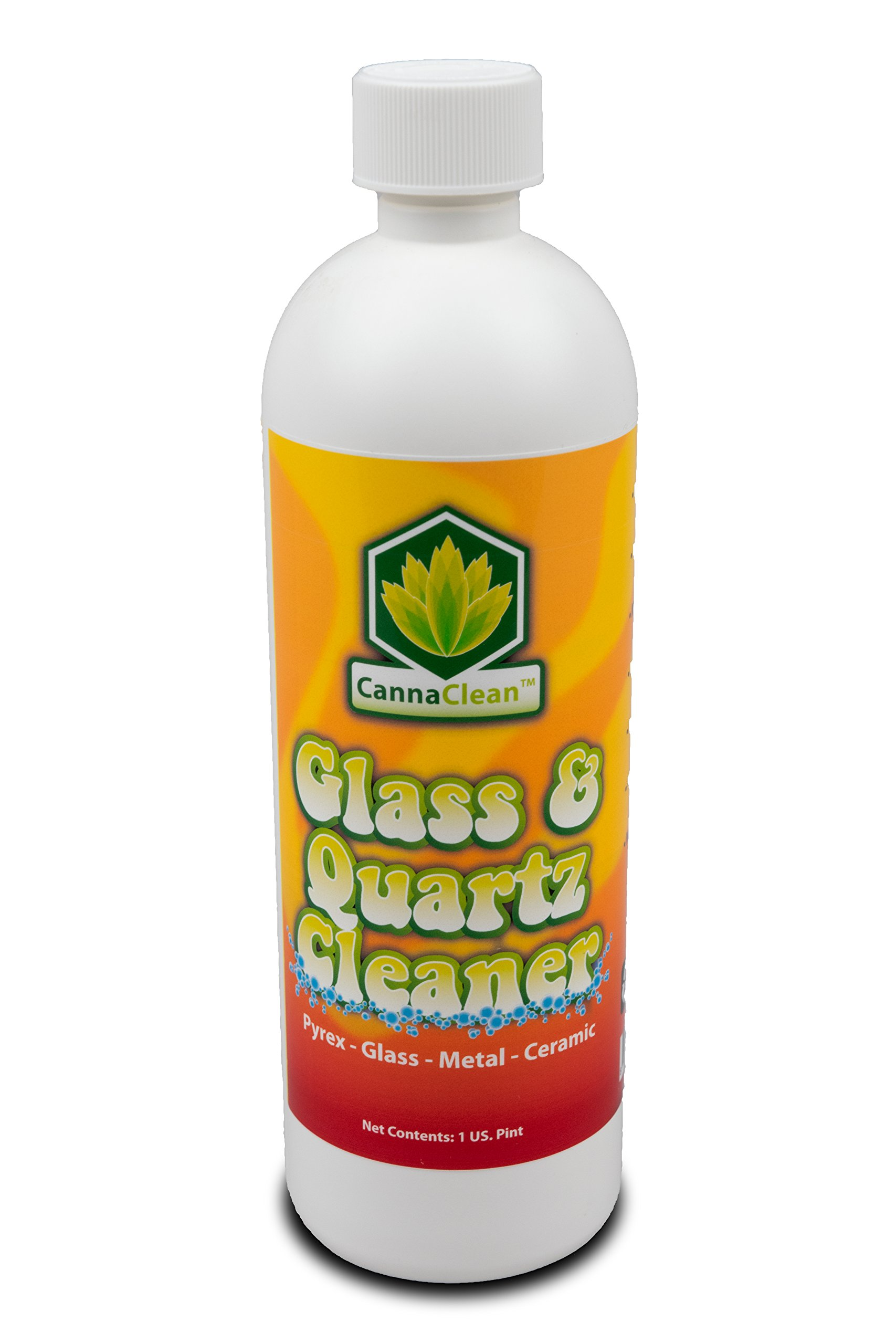 CannaClean Glass & Quartz Cleaner (Single 16oz Bottle)