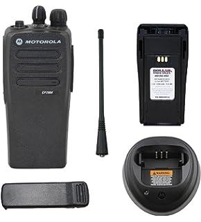 motorola walkie talkie cp200. motorola cp200d uhf digital mototrbo 403-470mhz 16ch 4w aah01qdc9ja2an portable radio walkie talkie cp200 i