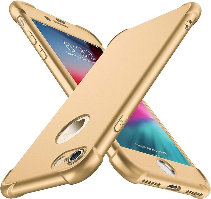 iphone 7 coque gold
