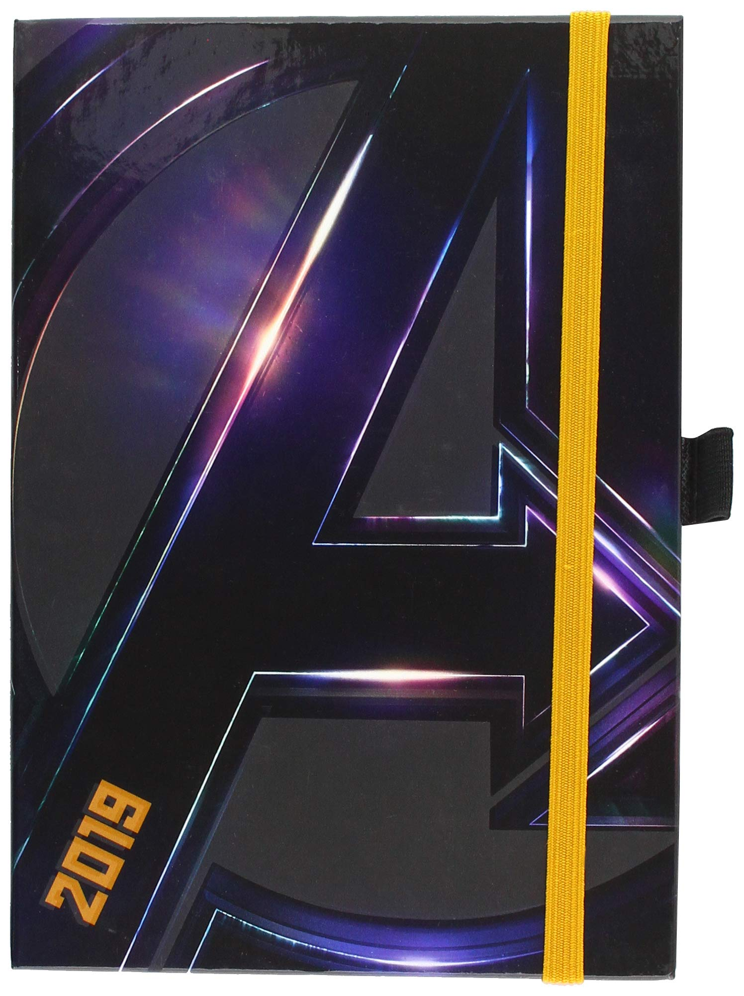 Avengers Infinity A5 Official 2019 Diary - A5 Diary Format ...